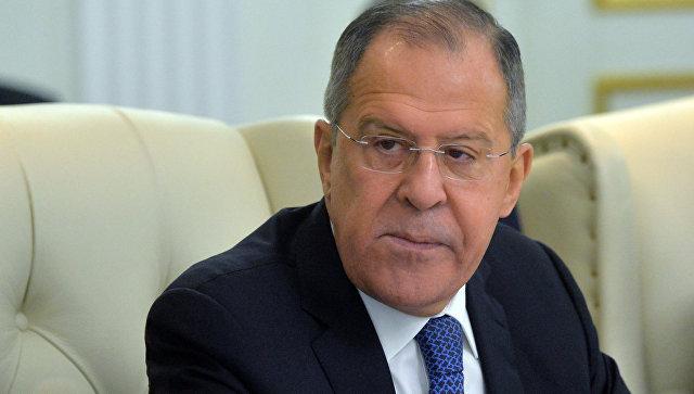 Лавров отказался назвать главного «дебила» мировой политики