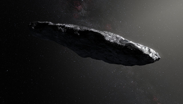 """Астрономы не засекли """"радио инопланетян"""" на сигарообразном астероиде"""