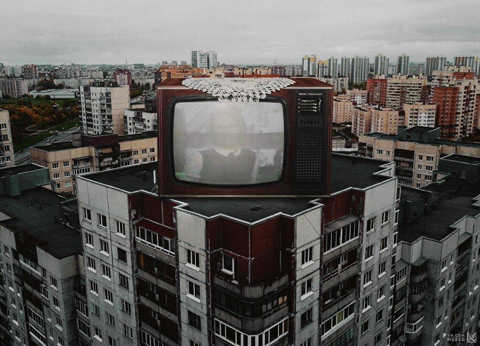 Изображение из серии Союз Советских Сюрреалистических Республик