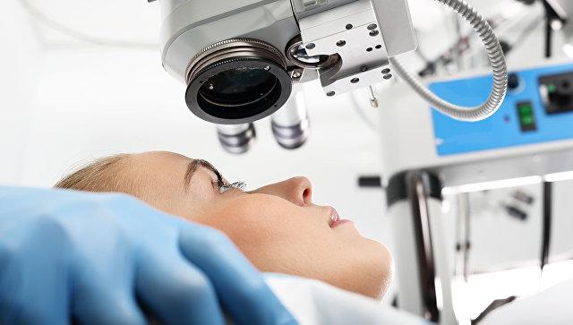 Операция по коррекции зрения