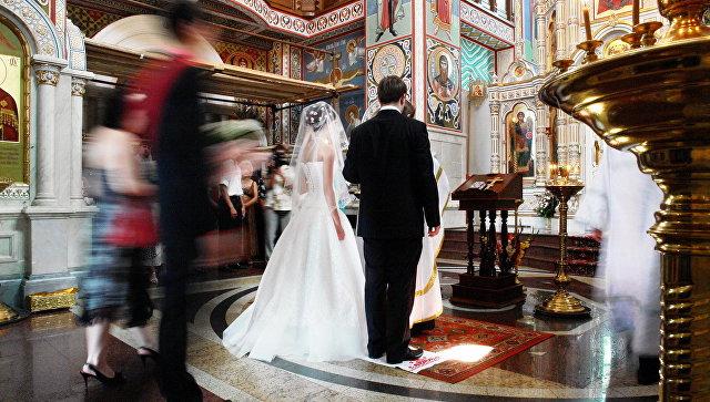 Венчание гомосексуалистов католиками