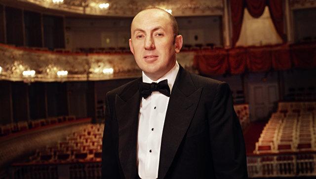 Владимир Кехман, директор Михайловского театра. Архивное фото