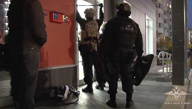 Операция по задержанию организаторов нелегального оператора связи