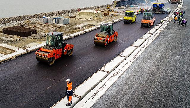 На Кубани назвали плюсы включения дороги на мост в Крым в число федеральных