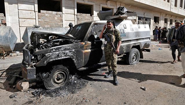 Изстолицы Йемена Саны эвакуируются международные организации