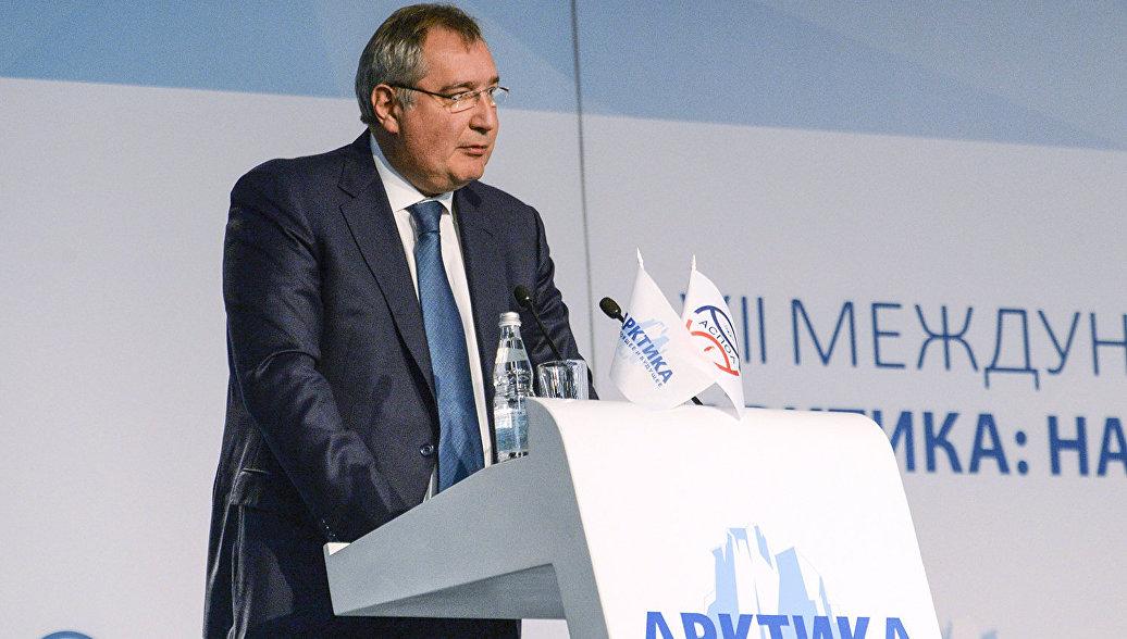 Дмитрий Рогозин объяснил выбор «Росатома» в качестве оператора СМП