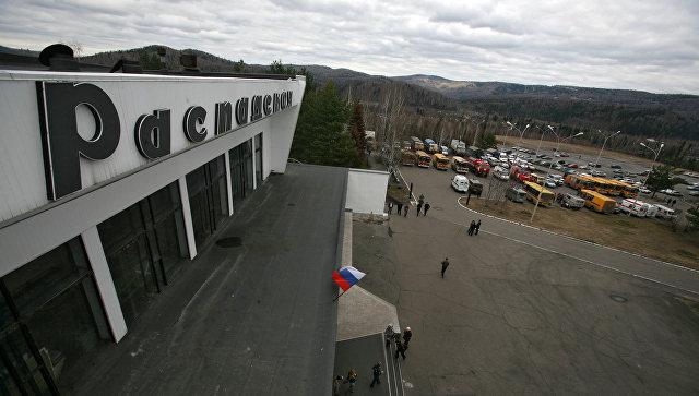 Угольная шахта Распадская. Архивное фото