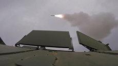Разрушительный удар Тора: ЗРС отразили условную атаку авиации и ракет противника