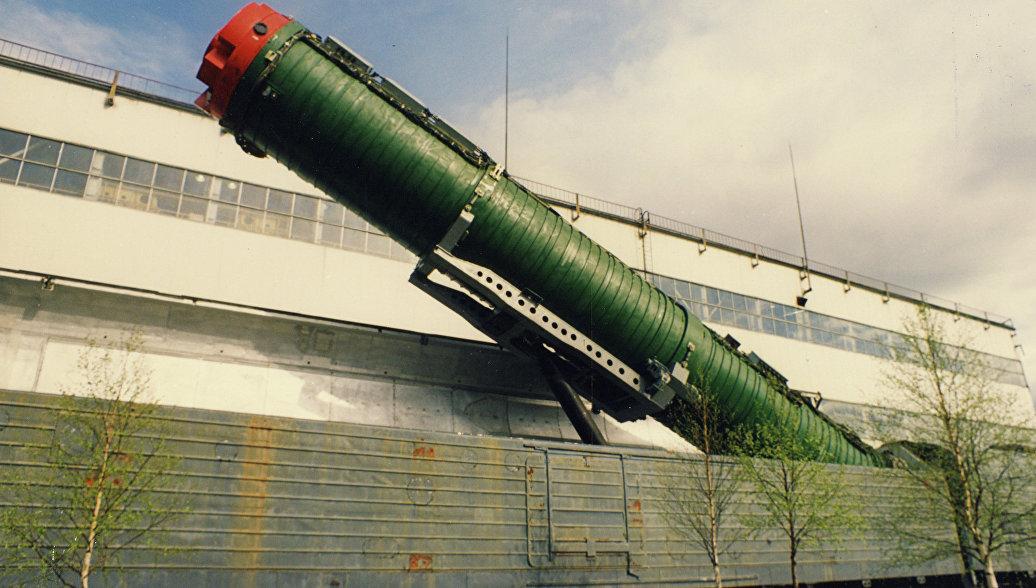 Российская Федерация  приостановила  разработку «ядерного поезда» из-за нехватки средств