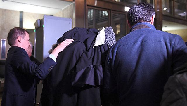 Сулейман Керимов в суде Экс-ан-Прованса