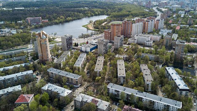 Свыше 2-х  млн  квадратных метров недвижимости будет сооружено  в2017—2018 гг