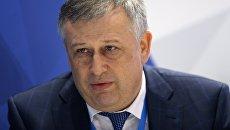 Губернатор Ленинградской области Александр Дрозденко. Архивное фото