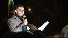 Не бойтесь ничего – Саакашвили из изолятора обратился к сторонникам