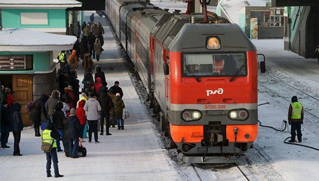 С11декабря РЖД пустит поезда вобход государства Украины