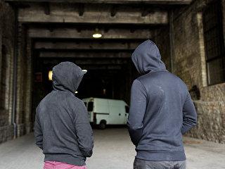Криминальные подростки
