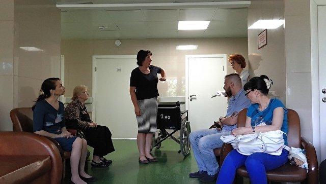 Занятия по профилактике и восстановлению после инсульта в Школе здоровья