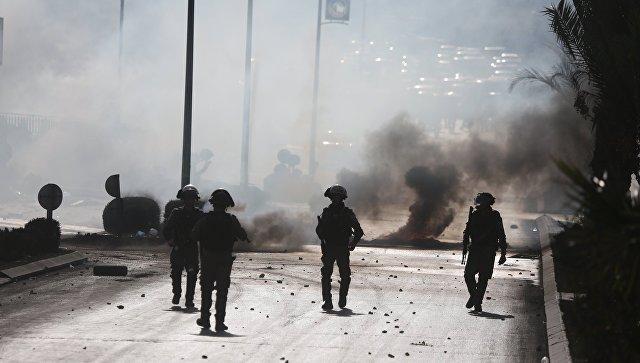 Израильские военные убили 11 палестинцев, протестовавших награнице сектора Газа