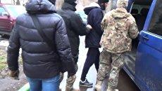 Задержание группы террористов, планировавших террористические акты на новогодние праздники в Москве