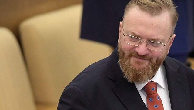 Милонов предложил освободить малый и семейный бизнес от налогов