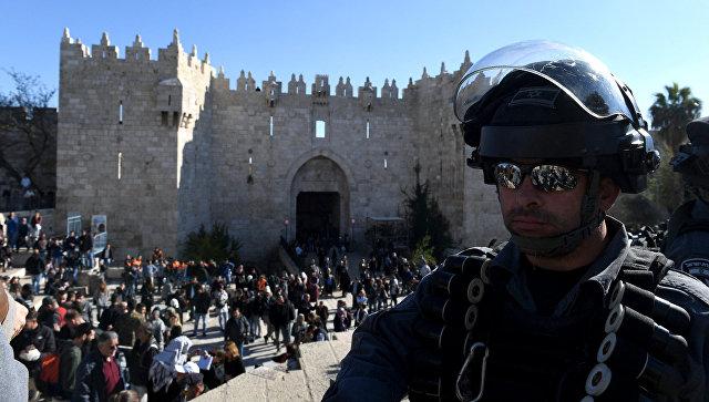 Эрдоган предложил провозгласить Иерусалим столицей Палестины