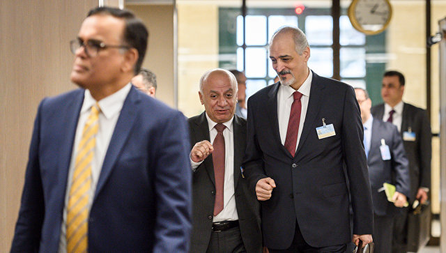 Бородавкин: «Женева-8» закончилась без результата из-за требований сирийской оппозиции