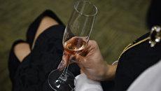 Игристое вино. Архивное фото
