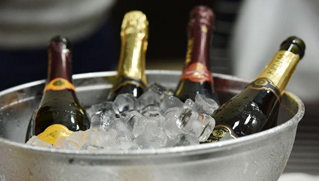 Конкурсная дегустация российских игристых вин Русская игра в Севастополе
