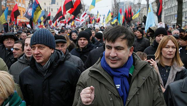 Пофакту штурма Октябрьского замка вКиеве заведено уголовное дело