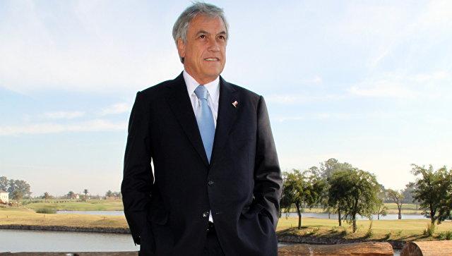 Президентом Чили во второй раз избран Себастьян Пиньера