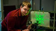 Михаил Рыбин, физик из Университета ИТМО