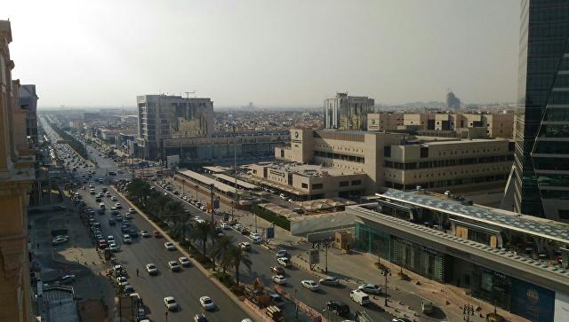 Обстановка в Эр-Рияде. Архивное фото