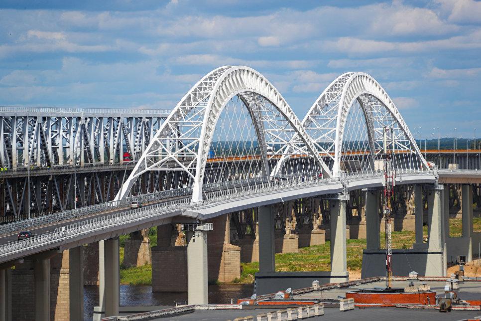 Нижний Новгород, Борский мост