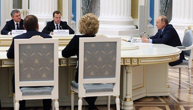 Путин: объем выданных ипотечных кредитов превысит 2 трлн руб. в 2017-ом