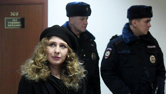 Нижегородская колония подала иск к участнице Pussy Riot Марии Алехиной