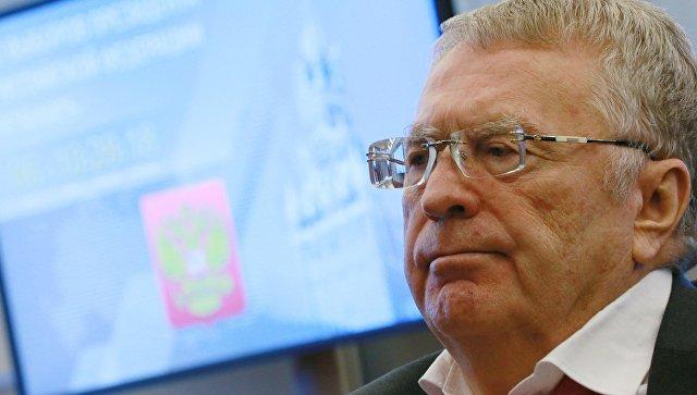 ЦИК зарегистрировал 388 доверенных лиц Жириновского