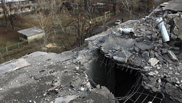 Пять жителей Докучаевска ранены из-за обстрела, заявили в ДНР