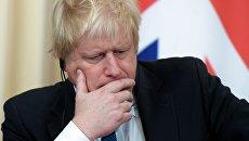 Министр иностранных дел Великобритании Борис Джонсон. Архив