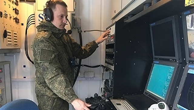 Русский аппарат изучает объект, схожий напропавшую подлодку Аргентины