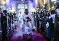 Рождественская месса в церкви Святого Антуана в Стамбуле