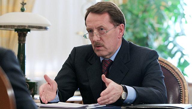 В КПРФ прокомментировали назначение Гордеева полпредом в ЦФО