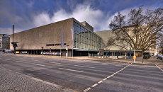 Здание Немецкой оперы в Берлине