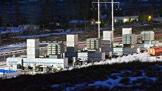 Газотурбинная электростанция в Крыму. Архивное фото