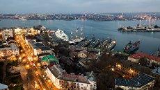 Вид на Севастополь. Архивное фото