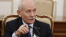 Глава Республики Башкортостан Рустэм Хамитов. Архивное фото