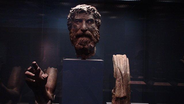 Статуя Философ из Антикитеры