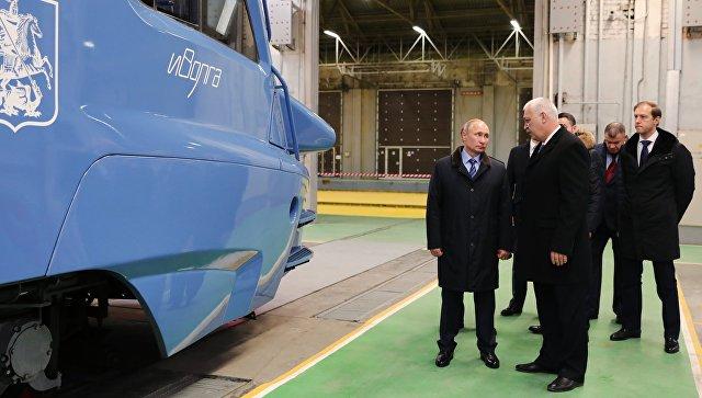 Путин: Систему ЕГЭ необходимо сохранить и модернизировать