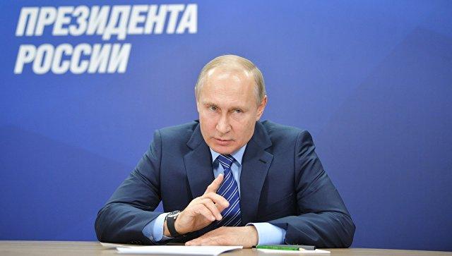 Многочисленные претенденты впрезиденты Российской Федерации «освежают дискуссию»— Путин