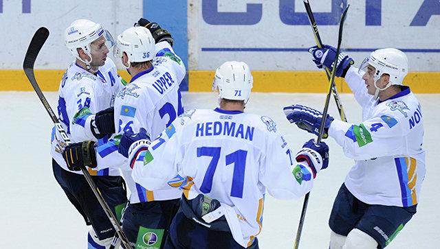 Безвыигрышная серия «Барыса» увеличилась до 8-ми матчей вКХЛ