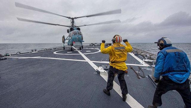 Совместные учения ВМС Украины и США