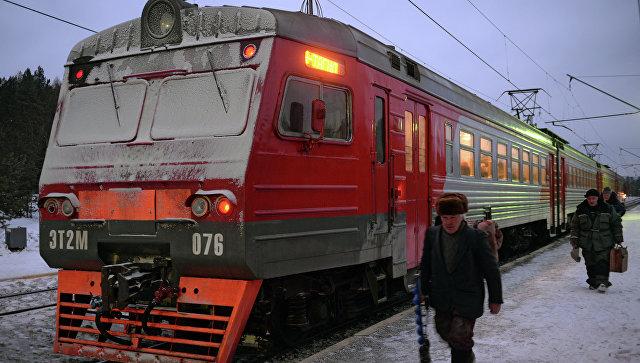 ВЧехове поезд насмерть сбил подростка, который шел пожелезнодорожным путям